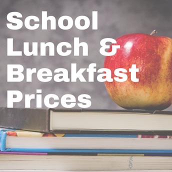 Lunch & Breakfast Prices