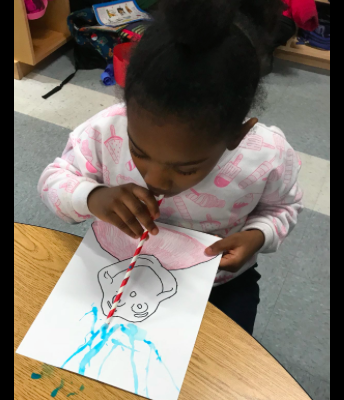 Blow-Painting in K2A!