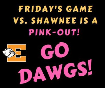 Football Friday Night: Home vs. Shawnee/ Band Parent's Night