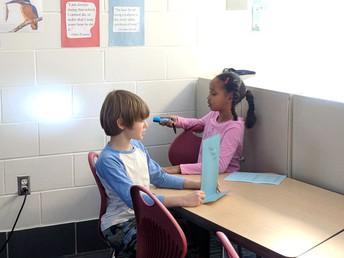 3rd Grade - Lincoln & Mann