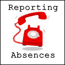 Reporting an Absence