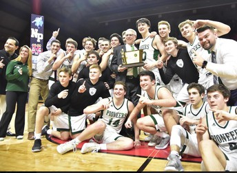 Boys Basketball - State Champions