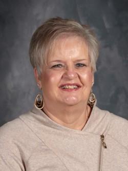 Nikki Stephenson - CMS Attendance Secretary (25 years)
