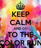 2nd Annual Monroe Color Run