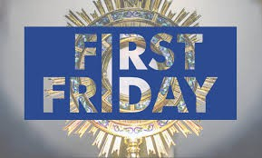 First Friday Adoration is March 6th!