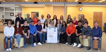 Pleasanton HS Receives College Board Honor Roll Designation!!