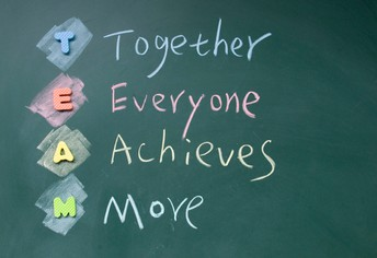 Our Collective Work: Fostering a Collaborative Approach