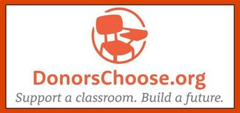Donors Choose- GIVING TUESDAY (12/1)