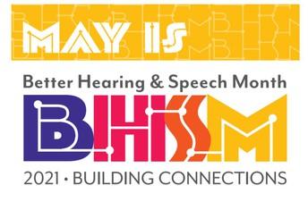 National Better Hearing & Speech Month
