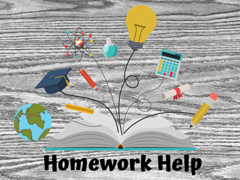 Need Homework Help?