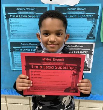 Mrs. Sprowl's Lexia Superstar