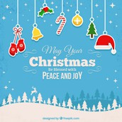 Christmas Break - December 23 - January 3