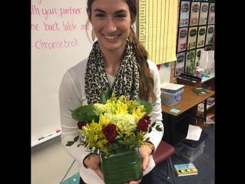 Exemplar Educator Mariah Zeigler
