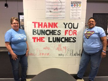 School Lunch Hero Day