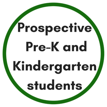Attention current families with prospective Pre-K and Kindergarten students!