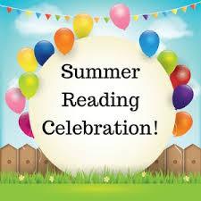 Summer Reading Celebration!