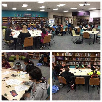 AP Lit Writing Workshop for East