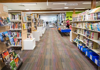 Access our library website - click on the link below
