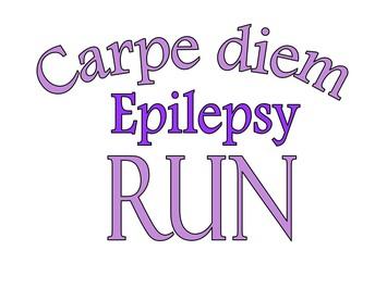 Carpe diem Epilepsy RUN 2020