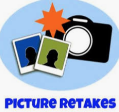 School Picture Re-take Day--Tuesday, December 3rd