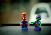 Lego Halloween Creations