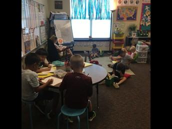 Second Graders and Daily 5