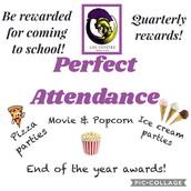 Perfect Attendance Rewards