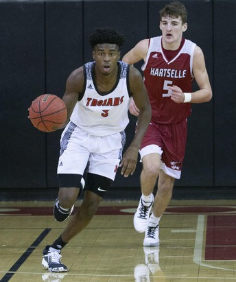 Trojans anxious for re-match with Hartselle Tuesday