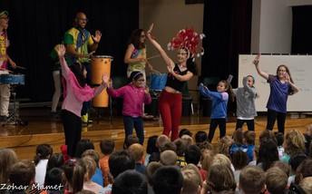 Grooversity at South Elementary