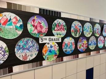 5th grade art
