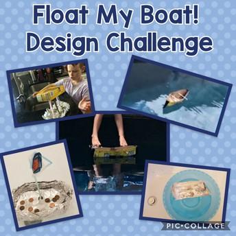 Grade 2 Boat challenge