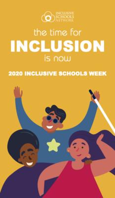 Semana de la Inclusión Escolar  (Diciembre 7 al 11)