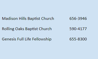 Other churches