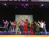 Staff and the Thriller Dance!