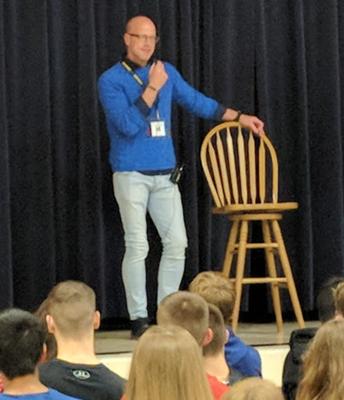 Jr/Sr HS Principal - Matt Karaffa