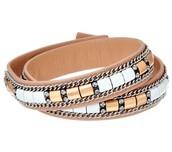 Cady Wrap Bracelet - Gold