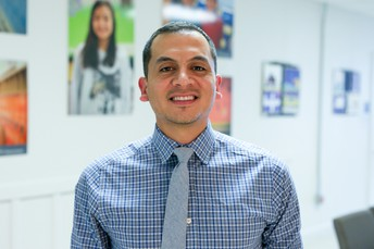 Leader Spotlight - Manny Reyes