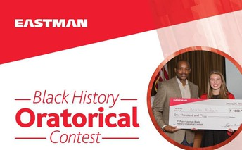 Eastman Black History Oratorical Contest