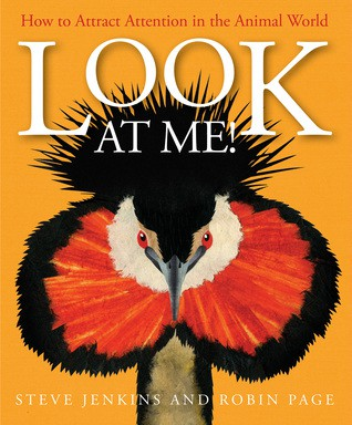 Look at Me!: How to Attract Attention in the Animal World by Steve Jenkins