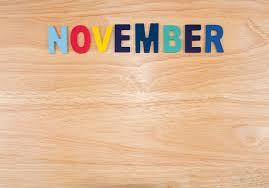 November Dates