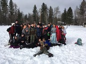 CES Learns Snow Science