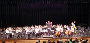 GRade 7 Orchestra