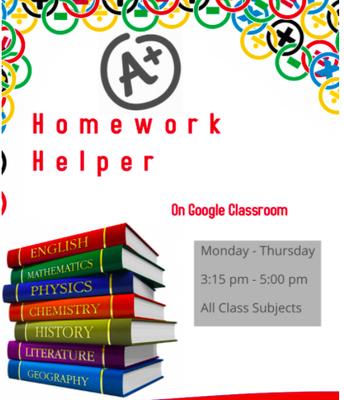 Homework Helper