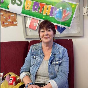 Happy Birthday Donelda - 65 young!!