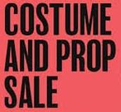 AMS Costume Sale