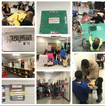 Science Fair, STEM night, & highlights