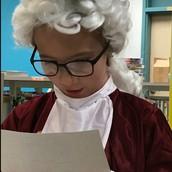 Ben Franklin (a.k.a. Delilah Billings)