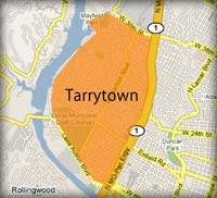 AROUND TOWN.....   TARRYTOWN