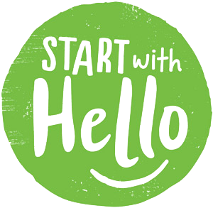 Start With Hello Week Sept.24-28