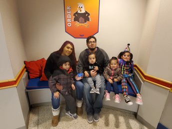 Our Family of the Month for September